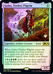 Golos, Tireless Pilgrim - Foil - Promo Pack