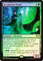 Incubation Druid - Foil - Promo Pack