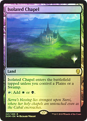 Isolated Chapel - Foil - Promo Pack