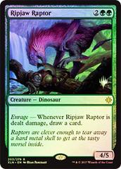 Ripjaw Raptor - Foil - Promo Pack