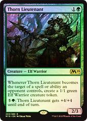Thorn Lieutenant - Foil