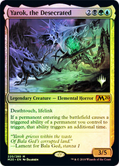 Yarok, the Desecrated - Promo Pack - Foil