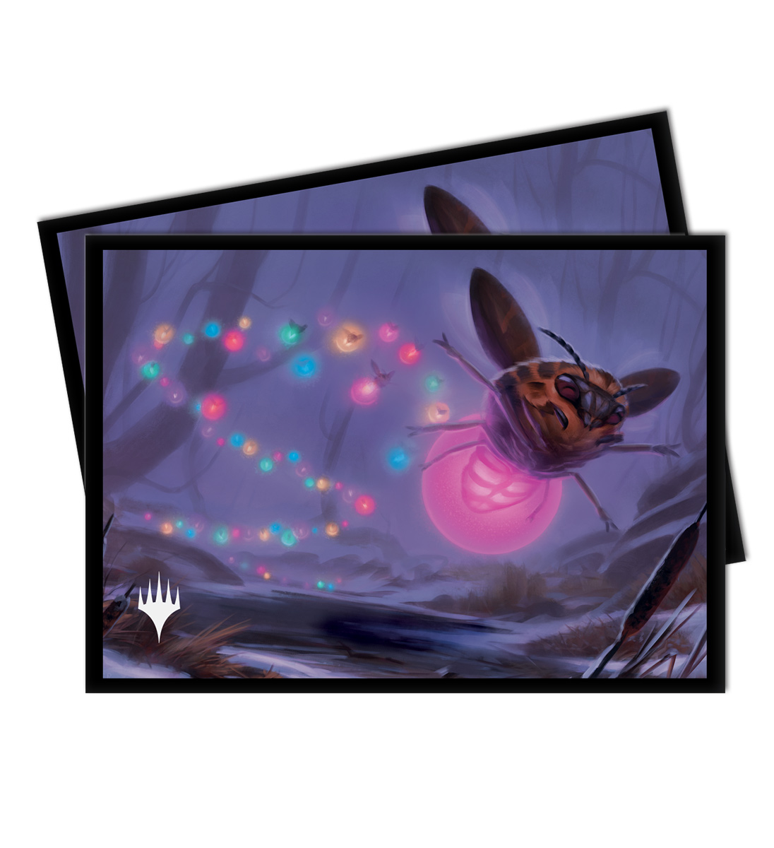 Ultra Pro - 2018 Holiday Standard Deck Protector sleeves for Magic: The Gathering 100ct