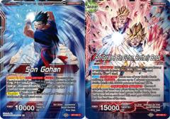 Son Gohan // Son Gohan & Son Goten, Brotherly Bonds - BT7-001 - C
