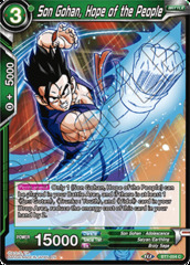 Son Gohan, Hope of the People - BT7-054 - C