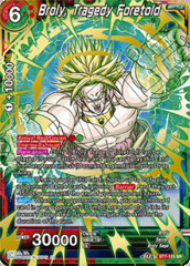 Broly, Tragedy Foretold - BT7-115 - SR on Channel Fireball