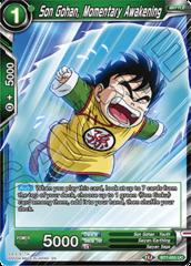 Son Gohan, Momentary Awakening - BT7-055 - UC - Foil