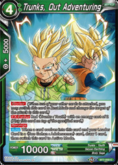 Trunks, Out Adventuring - BT7-059 - C - Foil