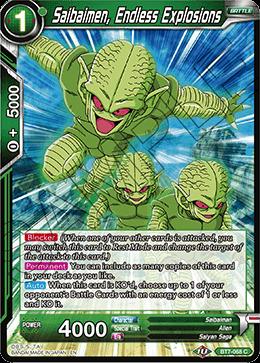 Assault of the Saiyans BT7 FOILS Dragon Ball Super Card Game