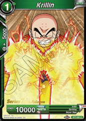 Krillin - BT7-061 - C - Pre-release (Assault of the Saiyans)