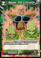 Nappa, the Cultivator - BT7-067 - C - Pre-release (Assault of the Saiyans)