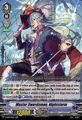 Master Swordsman, Nightstorm - V-EB08/013EN - RR