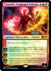 Chandra, Awakened Inferno - Foil - Prerelease Promo