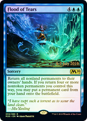 Flood of Tears - Foil - Prerelease Promo