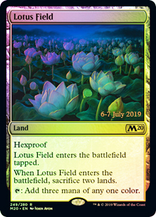 Lotus Field (M20 Prerelease Promo)