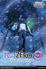 Re:Zero Starting Life In Another World Vol 2 - Booster Pack
