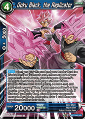 Goku Black, the Replicator - BT7-042 - UC - Foil