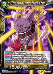 Champa the Trickster - BT7-078 - R