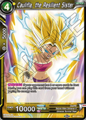 Caulifla, the Resilient Sister - BT7-084 - C - Foil