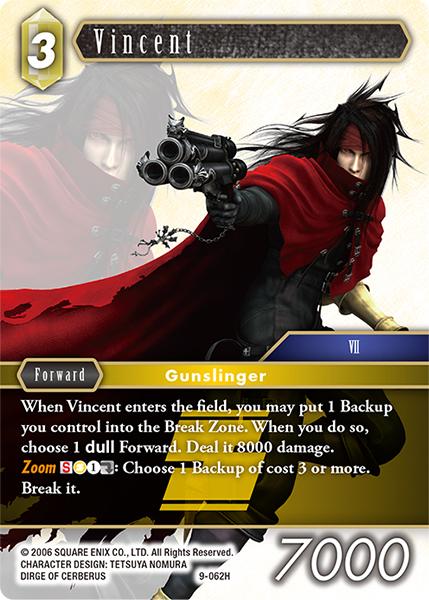 Vincent - 9-062H