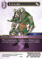 Baknamy - 9-092R
