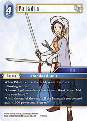 Paladin - 9-112C
