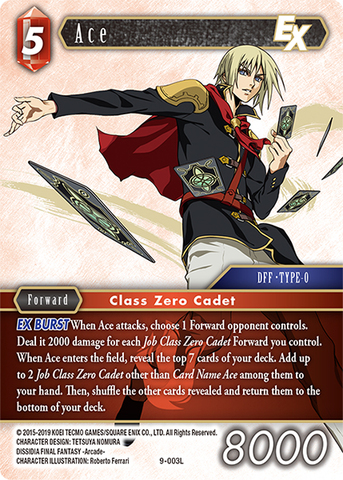 Ace EX - 9-003L
