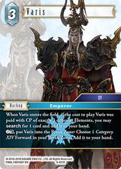 Varis - 9-021R - Foil