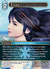 Rinoa - 9-038R