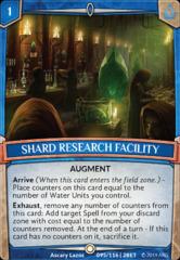 Shard Research Facility