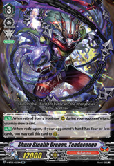 Shura Stealth Dragon, Tendocongo - V-BT05/020EN - RR