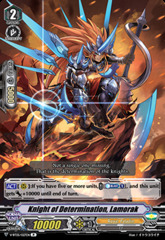 Knight of Determination, Lamorak - V-BT05/027EN - R