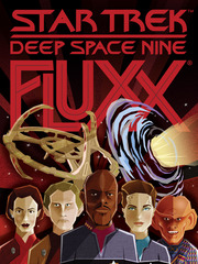 Star Trek Deep Space Nine Fluxx