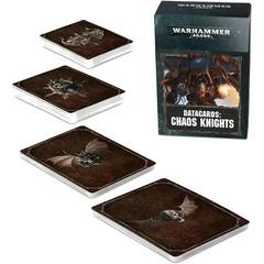 Datacards: Chaos Knights (English)