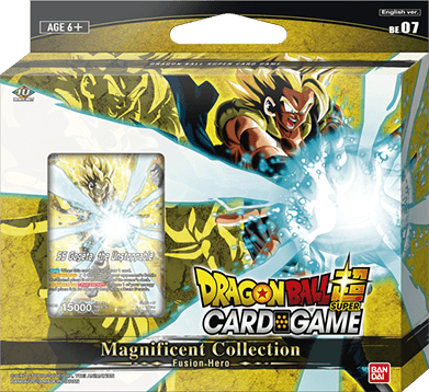 Dragon Ball Super - Expansion Set 07: Magnificent Collection - Fusion Hero