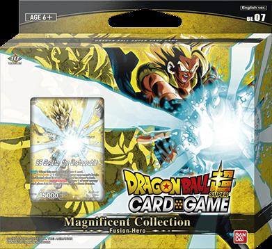 Dragon Ball Super - Magnificent Collection - Fusion Hero