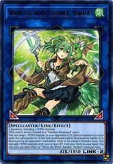 Wynn the Wind Charmer  Verdant - RIRA-EN046 - Rare - 1st Edition
