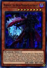 Morpheus  the Dream Mirror Black Knight - RIRA-EN088 - Ultra Rare - 1st Edition