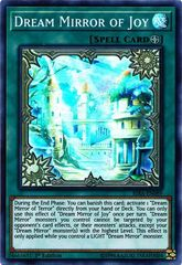Dream Mirror of Joy - RIRA-EN089 - Super Rare - 1st Edition on Channel Fireball