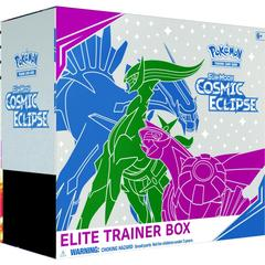 Sun & Moon - Cosmic Eclipse Elite Trainer Box