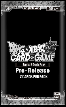 Series 8 Dash Pack - Pre-release Pack