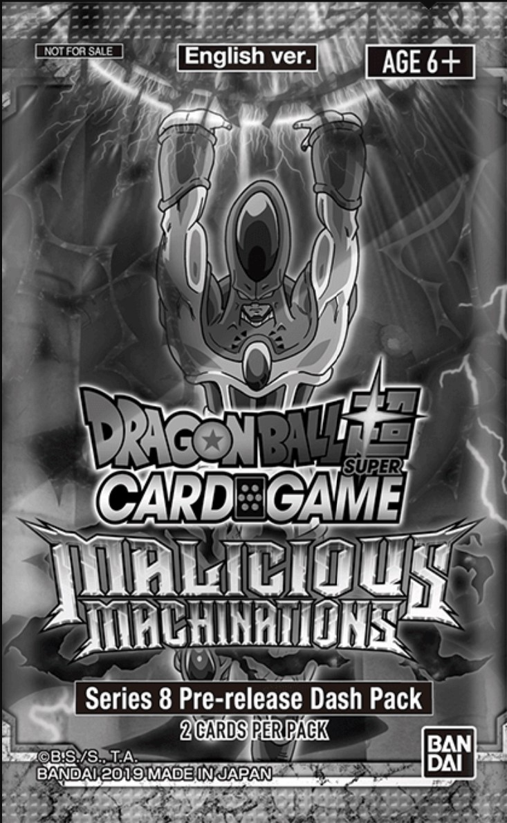 Malicious Machinations Dash Pack