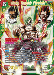 Broly, Tragedy Foretold - BT7-115 - SPR on Channel Fireball