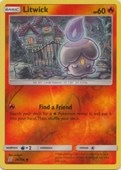 Litwick - 28/236 - Common - Reverse Holo
