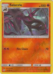 Salazzle - 34/236 - Rare - Reverse Holo