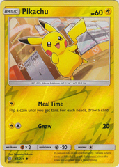 Pikachu - 55/236 - Common - Reverse Holo