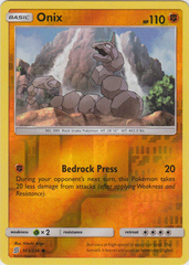 Onix - 103/236 - Common - Reverse Holo