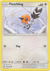 Fletchling - 179/236 - Common