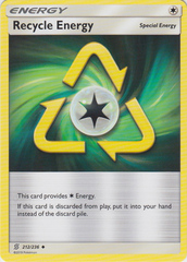 Recycle Energy - 212/236 - Uncommon on Channel Fireball