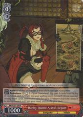 Harley Quinn: Status Report - BNJ/SX01-039 R
